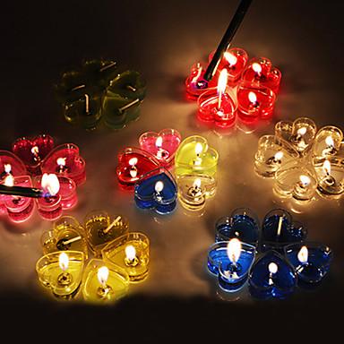 Heiratsantrag Geburtstag Romantischen Rosenkerze Paket Kerzen