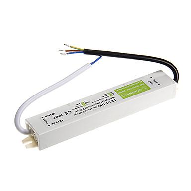 zdm 1pc dc12v coajă de fier 20w încapsulată surse de alimentare impermeabile clasa IP67 (dc12v 20w până la ac100-240v, 50 / 60hz)