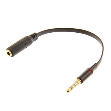 olcso Audió és videó-0,12 0.4ft audio 3.5mm male 3.5mm female kábel