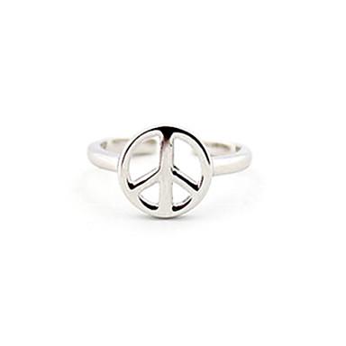 olcso Lábujj ékszerek-Női Testékszer Toe Ring Arany / Ezüst Európai Ötvözet Jelmez ékszerek Kompatibilitás Napi / Hétköznapi 1.0*1.0*1.0 cm Nyár