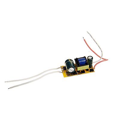 olcso LED-es kiegészítők-85-265 V PBT (polibutilén tereftalát) Áramellátás 4 W