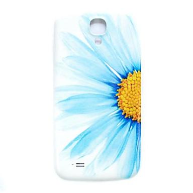 cienkie ciężka pokrywa kwiatowy wzór do Samsung Galaxy s4 mini i9190