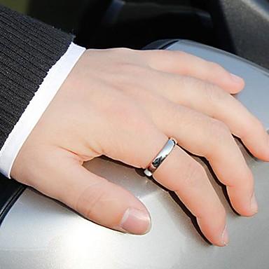 Bărbați Band Ring 1 buc Oțel titan Aliaj Modă Cadouri de Crăciun Nuntă Bijuterii