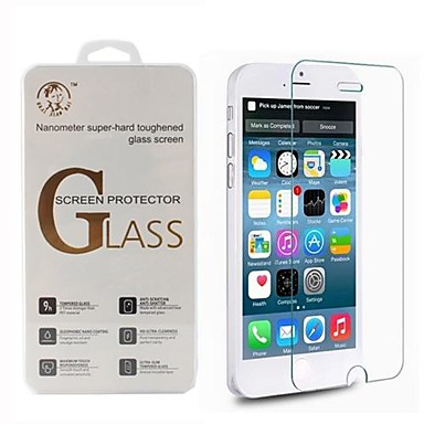 Ecran protector pentru Apple iPhone 6s / iPhone 6 1 piesă Ecran Protecție Față 9H Duritate / La explozie