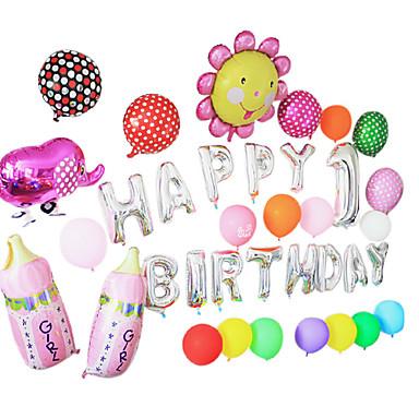 sretan rođendan bebi luč sretan rođendan crtani roza hranjenja boca aluminijska  sretan rođendan bebi