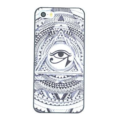 trekant med øje
