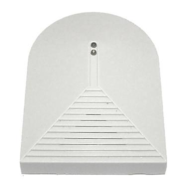 baratos Sensores de Segurança-Detector de som de segurança de segurança de vidro sem fio, sensor de segurança branco