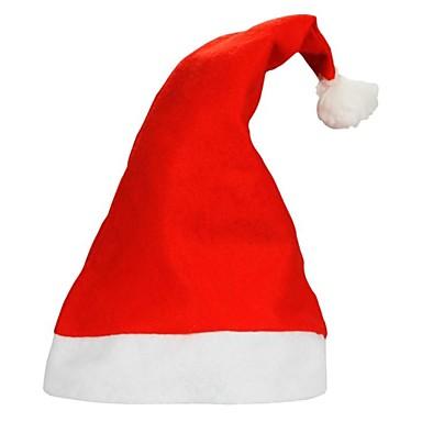 olcso Sapkák és fejfedők-karácsony mikulás sapka