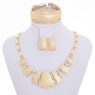 2015 högkvalitativa ädla drottning guld mode kvinnor party unika smycken  halsband 1da211b60042c