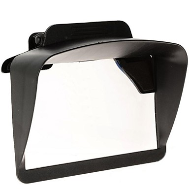 Universal Plastic Sun Shade Visor for 4.3