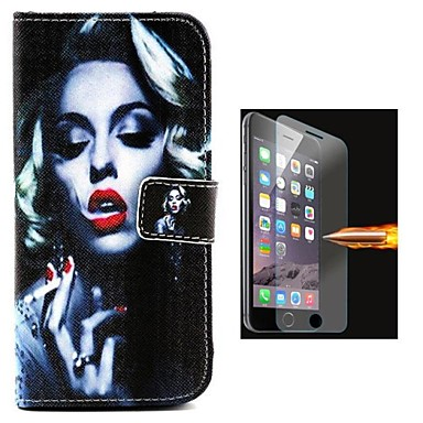 Smoking Women Design PU Leather Full Body Case with Explosion-Proof Glass  Film for iPhone 6 2077446 2019 –  12.99 d1ce5aa873