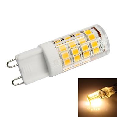 1 buc 3.5 W Becuri LED Corn 350lm G9 T 51 LED-uri de margele SMD 2835 Alb Cald Alb Rece 220-240 V