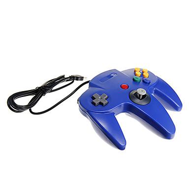 Cablu Controller Joc Pentru Wii U / Wii . Novelty Controller Joc MetalPistol / ABS 1 pcs unitate