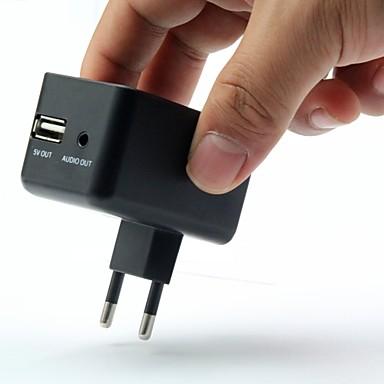 olcso Számítógépes tartozékok-Vezeték nélküli Bluetooth otthoni sztereó zenei rádióvevő és USB Charge 5v2a iPad