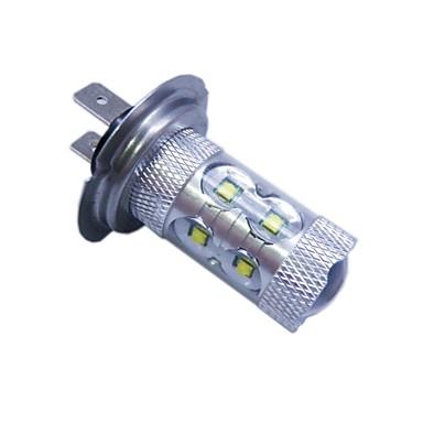 رخيصةأون مصابيح الضباب للسيارات-1 قطعة H7 لمبات الضوء Integrated LED / LED أداء عالي 460~510 lm LED من أجل كل السنوات