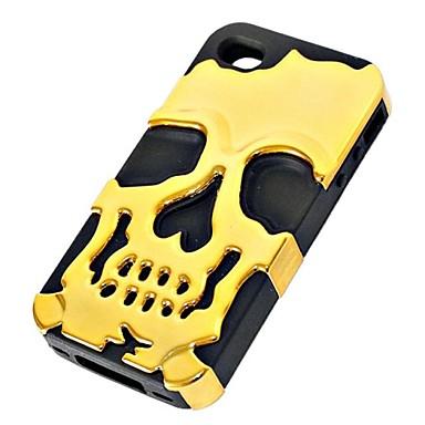 custodia iphone 6 teschio