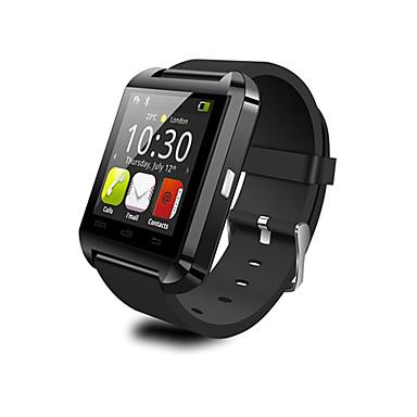 رخيصةأون ساعات ذكية-u8 الذكية ووتش BT 4.0 دعم تعقب اللياقة البدنية رخيصة تخطر متوافق هواتف سامسونج / سوني الروبوت والتفاح