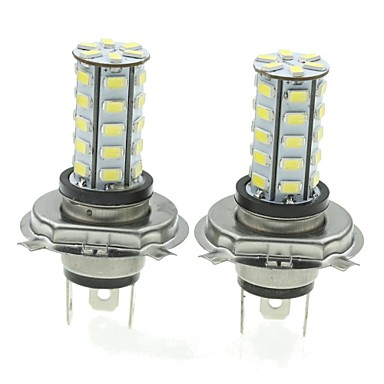 ieftine Becuri De Mașină LED-H4 20W 36x5730smd 800-1200lm 6000-6500k lumină albă condus bec pentru lampa de ceață auto (o pereche / ac12-16v)