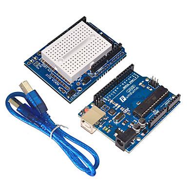 voordelige Arduino-accessoires-uno r3 kit development board kit voor (voor arduino)