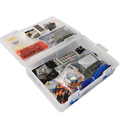 olcso Tartozékok-mikrokontroller fejlesztési B típusú kísérletet készlet (az Arduino) (működik hivatalos (az Arduino) táblák)