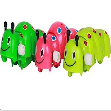 olcso Felhúzós játékok-hernyó felhúzható játékok (színes random)