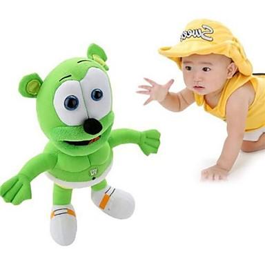 ieftine Jucării de Pluș-Animal impaiat Jucării din Pluș Talking Jucări de Pluș Păpuși de pluș Urs cântat Mers Pluș Bumbac Gummy Bear Joc imaginar, ciorapi, daruri de mare aniversare Toate Adulți Copii Baby & Toddler