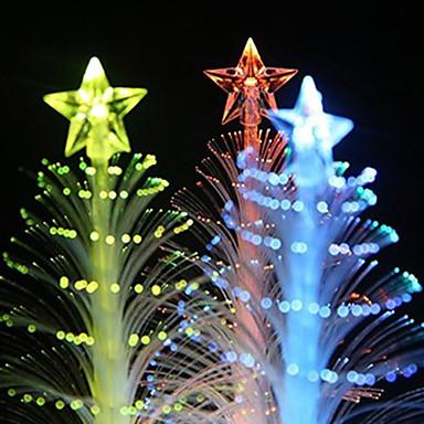 olcso Karácsonyi világítás-tollaslabda alakú vízálló színes fény lámpa karácsonyi dekoráció (véletlenszerű szín)