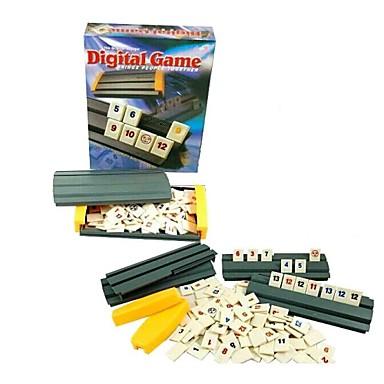 olcso Sakk Játékok-Az eredeti Voyager izgalmas klasszikus Rummikub végzett digitális játék mindenkinek