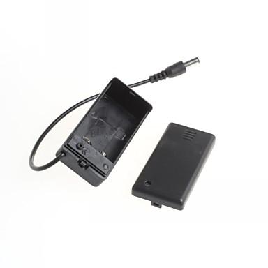 olcso Aljzatok és konnektorok-9V-os PP3 akkumulátor tartó doboz dc esetben vezetékes ólom on / off kapcsoló fedelét