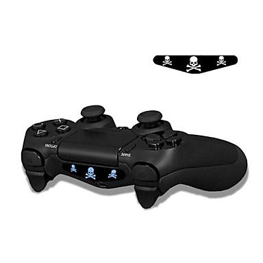 olcso PS4 kiegészítők-B-SKIN Matrica Kompatibilitás Sony PS4 ,  Matrica PVC 1 pcs egység
