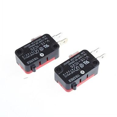 olcso Kapcsolók-mikrokapcsoló off-on elektronikai DIY (2db)