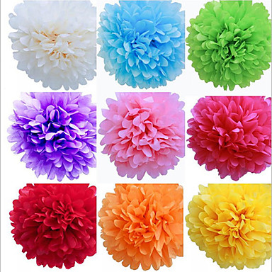 8 inch tissue paper pom poms wedding party decor craft paper flowers 8 inch tissue paper pom poms wedding party decor craft paper flowers weddingset of 4 2594688 2018 299 mightylinksfo Choice Image