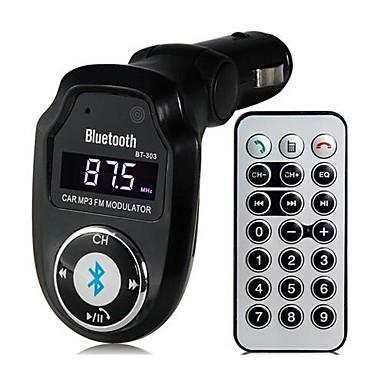 Cwxuan BT-303 V2.1 Kit Bluetooth Mașină Handsfree auto