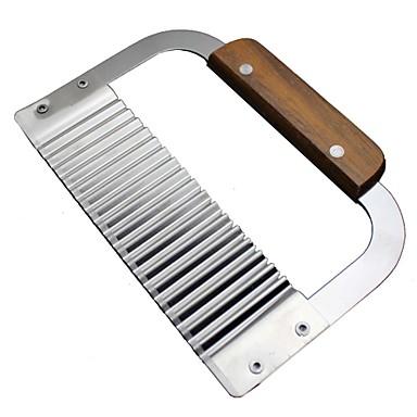 oțel inoxidabil cuțit cuțit val cuțit spiker slicer mașină de tăiat tăiat franceză cartofi pliate cuțit tăiat fantezii cartofi cuțit unelte