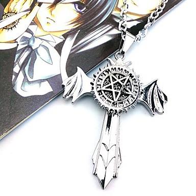 Mai multe accesorii Inspirat de Black Butler Cosplay Anime Accesorii Cosplay Mai multe accesorii Aliaj Bărbați nou Costume de Halloween