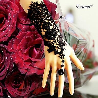 Pentru femei Perle Bratari Vintage Ring Bracelets femei Dantelă Bijuterii brățară Pentru Nuntă Petrecere Zilnic Casual Sport