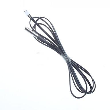 ieftine Senzori-DIY inoxidabil temperatură oțel sondă senzor termistor NTC