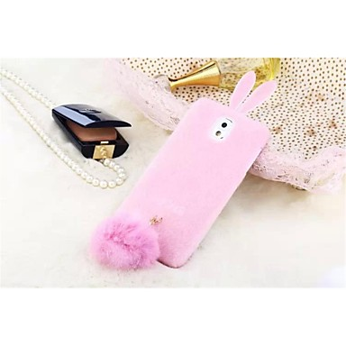 best sneakers d5fa9 614d7 [$16.99] Silicone Fluffy Rabbit Following Case for Samsung Galaxy  S5(Assorted Colors)