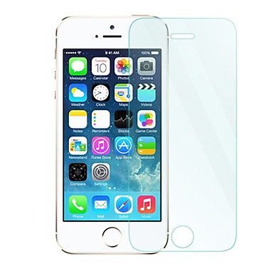 Недорогие Защитные плёнки для экрана iPhone-AppleScreen ProtectoriPhone 6s Plus Взрывозащищенный Защитная пленка для экрана 1 ед. Закаленное стекло