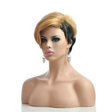 [$12.69] Synthetic Wig Straight Straight