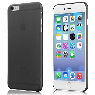 Недорогие Кейсы для iPhone 6-Кейс для Назначение Apple iPhone XS / iPhone XR / iPhone XS Max Ультратонкий Кейс на заднюю панель Однотонный Твердый ПК