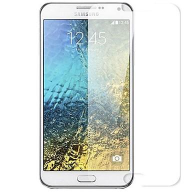Недорогие Чехол Samsung-Защитная плёнка для экрана для Samsung Galaxy S6 PET Защитная пленка для экрана HD