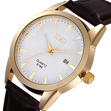 Mode homme à quartz casual bracelet en cuir montres hmd montre-bracelet de  la marque de luxe pas cher de haute qualité avec montre à de 3059685 2019 à  €8.99 ca75618fee0