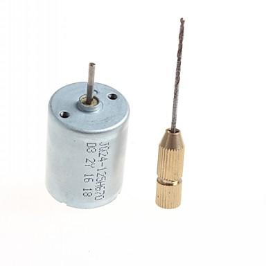 olcso Aljzatok és konnektorok-magas minőségű diy házi motoros mikrofúró - (ezüst színű) 1db