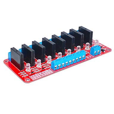 olcso Relék-Nyolc az Arduino szilárdtest relé (piros)