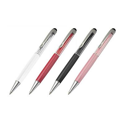 olcso Táblagép tokok-2in1 golyóstoll kristály kapacitív érintőképernyő stylus iPad tablet