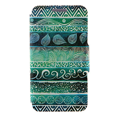 voordelige Galaxy A5 Hoesjes / covers-hoesje Voor Samsung Galaxy A8 / A7 / A5 Kaarthouder / met standaard / Flip Volledig hoesje Woord / tekst PU-nahka