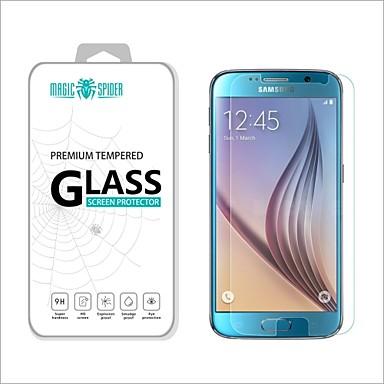 Недорогие Чехлы и кейсы для Galaxy Note-Защитная плёнка для экрана для Samsung Galaxy S6 Закаленное стекло Защитная пленка для экрана HD