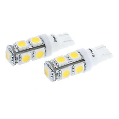 olcso Autó lámpák-SO.K T10 Izzók SMD 5050 / Magas teljesítményű LED 110-120 lm Irányjelző Kompatibilitás Univerzalno
