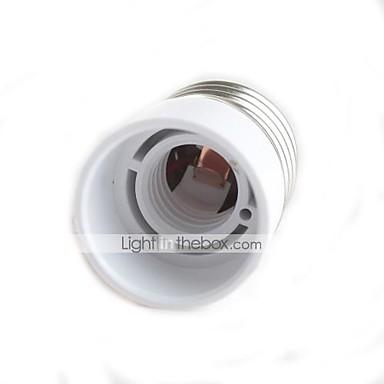 olcso LED-es kiegészítők-Egyedülálló e14 és e27 lámpa tartó illeszthető lámpa / energiatakarékos lámpához / fluoreszkáló lámpához.